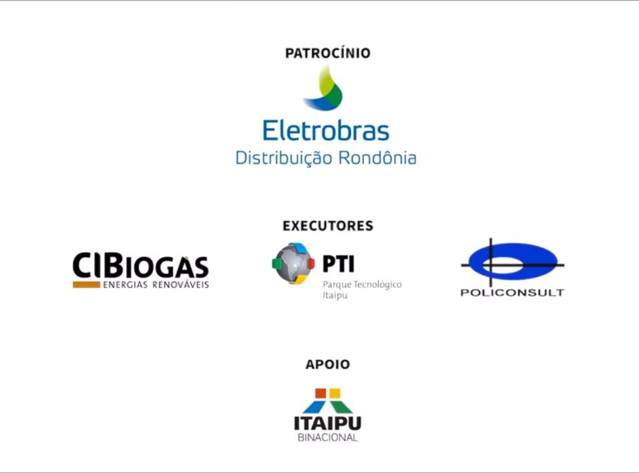 Fonte: CiBiogás